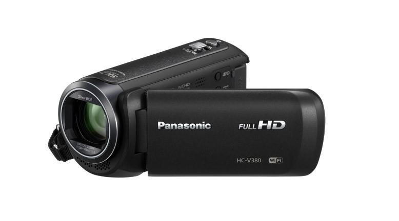 Panasonic Videocamera Panasonic Compatta Full HD HC V380Eg K Night Mode Z