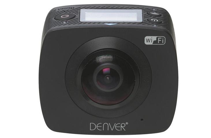 Denver ACV-8305W 4MP HD CMOS Wi-Fi fotocamera per sport d'azione