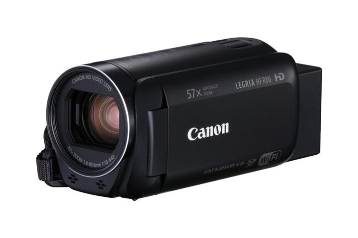 Canon LEGRIA HF R86 3,28 MP CMOS Videocamera palmare Nero Full HD