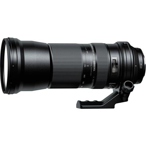 Tamron SP 150-600mm F/5-6.3 Di VC USD SLR Obiettivo tele-zoom Nero
