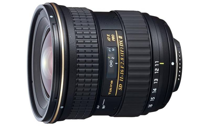 Tokina AT-X 116 PRO DX II 11-16mm f/2.8 (Canon)
