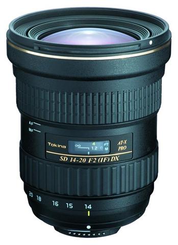 Tokina Obiettivo Tokina At-X 14-20Mm F2 Pro Dx X Canon