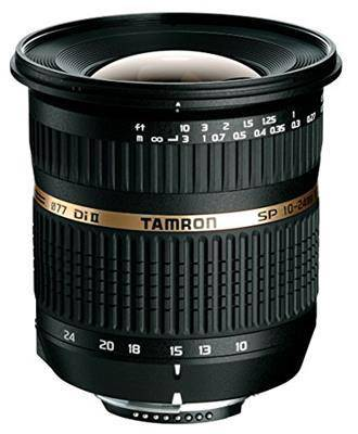 Tamron Obiettivo Tamron Sp Af 10-24Mm F3.5-4.5 Di II Ld [If] per Sony Lens 10-24
