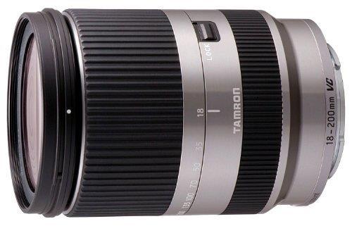 Tamron F/3.5-6.3 Di III VC SLR Standard zoom lens Argento