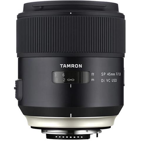 Tamron SP 45mm F1.8 Di VC USD?]F013)(Canon)