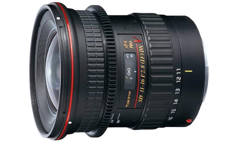 Tokina Obiettivo Tokina Lens At-X 11-16 F2.8 Pro Dx V Asph per Nikon Video Gar. Rinowa 4 Anni 11-16Mm