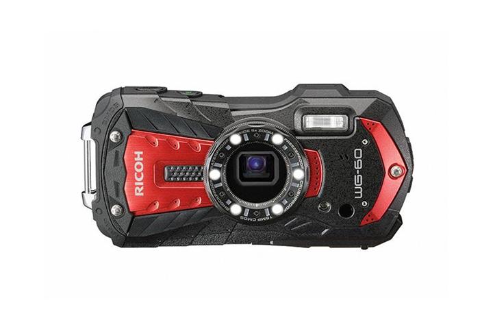 Ricoh WG-60 Fotocamera compatta 16 MP CCD 4608 x 3456 Pixel 1/2.3