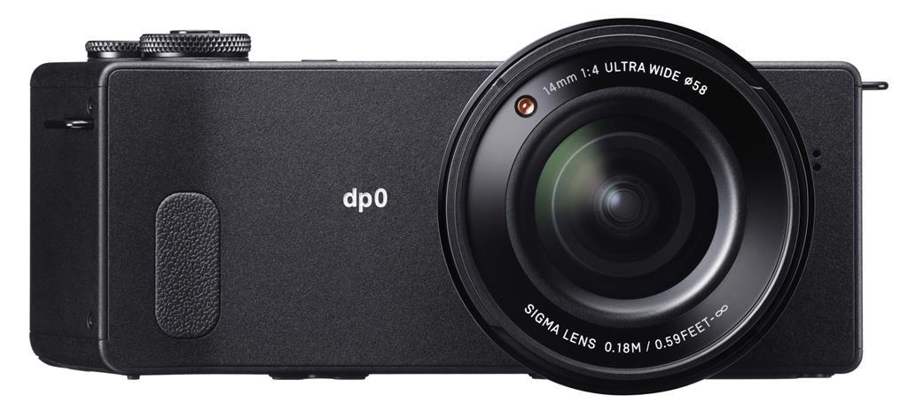 Sigma dp0 Quattro Fotocamera compatta 29 MP CMOS 7680 x 5120 Pixel Nero