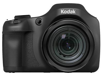Kodak PIXPRO AZ652 20 MP BSI CMOS Nero