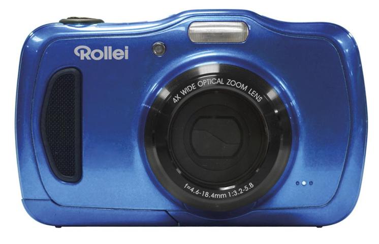Rollei Sportsline 100 Fotocamera compatta 20MP 5152 x 3864Pixel Blu