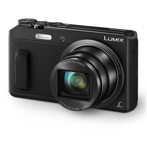 Panasonic Lumix DMC-TZ57EP-K Fotocamera compatta 16MP 1/2.33
