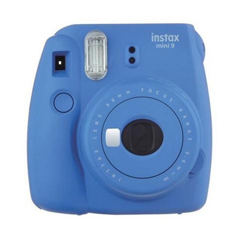 Fujifilm Instax Mini 9 + 10 instant picture film 62 x 46mm Blu fotocamera a stampa istantanea