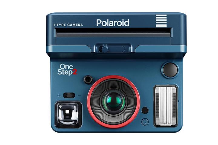 Polaroid Originals OneStep 2 79 x 79 mm Blu, Rosso
