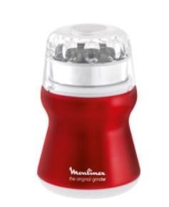 Moulinex AR1105 macina caffé Rosso 180 W