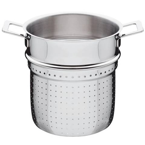 Alessi Cestello Traforato Pots & Pans