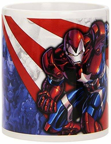 Tazza MUG Iron Man Iron Patriot