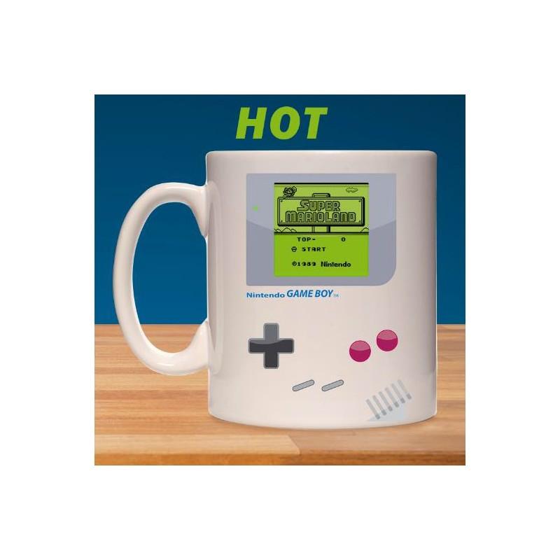 Nintendo Tazza Magica Nintendo Gameboy