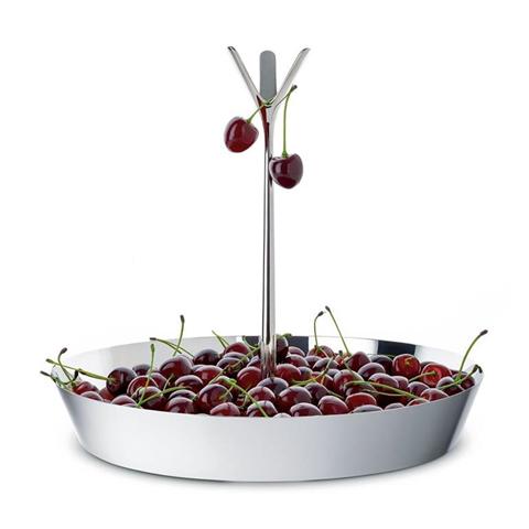 Alessi Fruttiera Tutti Frutti Acciaio