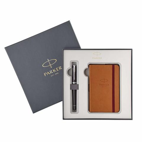 Parker 2018976 penna stilografica Nero, Argento Sistema di riempimento della cartuccia 1 pezzo(i)