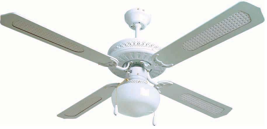 Orbegozo CL-08132 B ventilatore Bianco