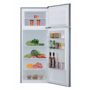 Candy CMDDS 5142X frigorifero con congelatore Libera installazione Acciaio inossidabile 204 L A+