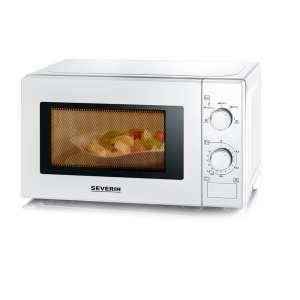 Severin MW 7890 Countertop (placement) Solo microonde 20 L 700 W Bianco