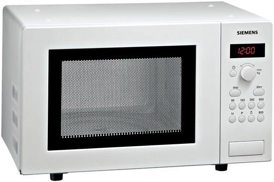 Siemens HF15M241 forno a microonde 17 L 800 W Bianco