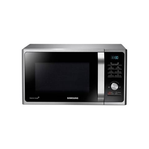 Samsung MS28F303TAS/EG forno a microonde Countertop (placement) Solo microonde 28 L 1000 W Argento