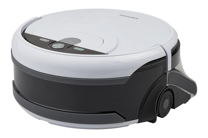 Medion MD 18379 aspirapolvere robot Senza sacchetto Bianco 0,9 L