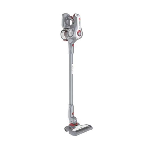 Hoover HF722HCG 011 aspiratore portatile Senza sacchetto Grigio, Titanio