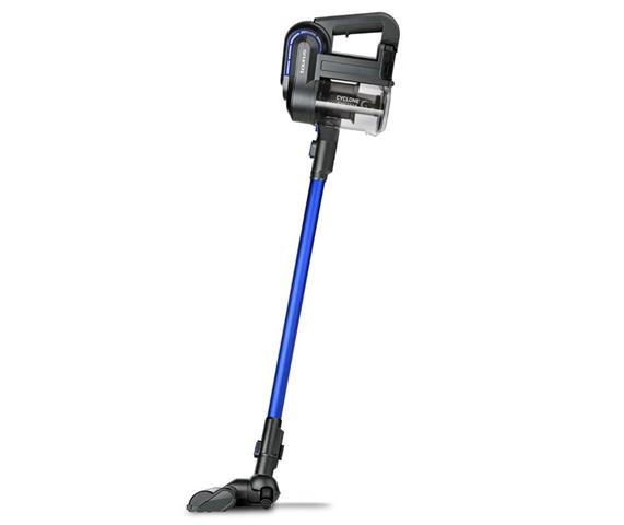 Taurus Ultimate Animal Care aspiratore portatile Senza sacchetto Nero, Blu