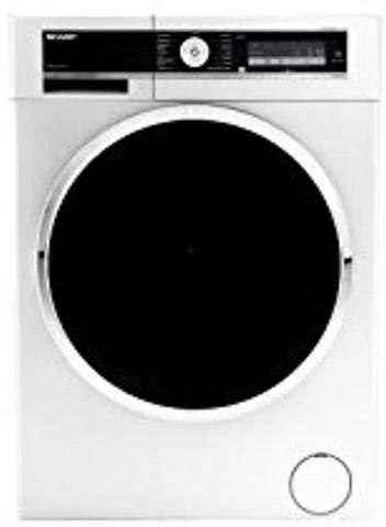 Sharp ESWFD8146W5 lavatrice Libera installazione Caricamento frontale Bianco 8 kg 1400 Giri/min A+++