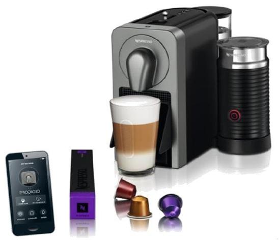 Krups XN411T Macchina per caffè a capsule Automatica