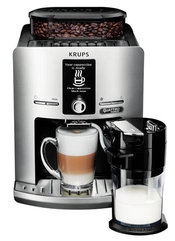 Krups EA82FE macchina per caffè Macchina per espresso 1,7 L Automatica