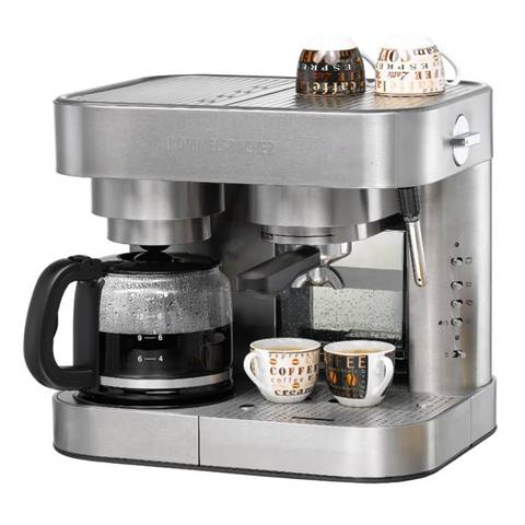 Rommelsbacher EKS 3010 macchina per caffè Macchina da caffè combi 1,5 L Semi-automatica