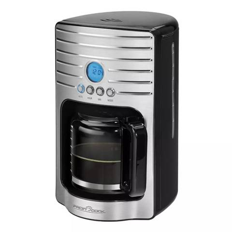 ProfiCook PC-KA 1120 Countertop (placement) Macchina da caffè con filtro 1,7 L