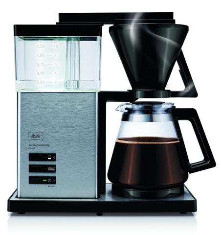 Melitta Aroma Signature deluxe Macchina da caffè con filtro 1,25 L Semi-automatica