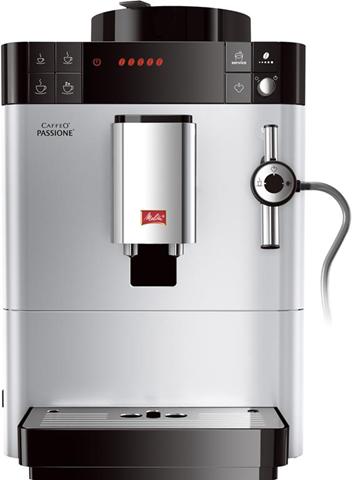 Melitta Caffeo Passione Piano di lavoro Macchina per espresso 1,2 L Automatica