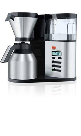 Melitta Aroma Elegance Therm DeLuxe Macchina da caffè con filtro Semi-automatica