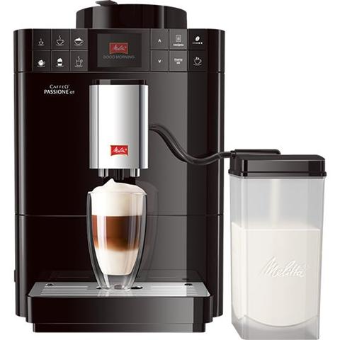 Melitta Caffeo Passione OT Countertop (placement) Macchina per espresso 1,2 L Automatica