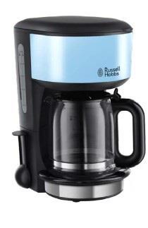 Russell Hobbs Colours Plus+ Macchina da caffè con filtro 1,25 L Automatica