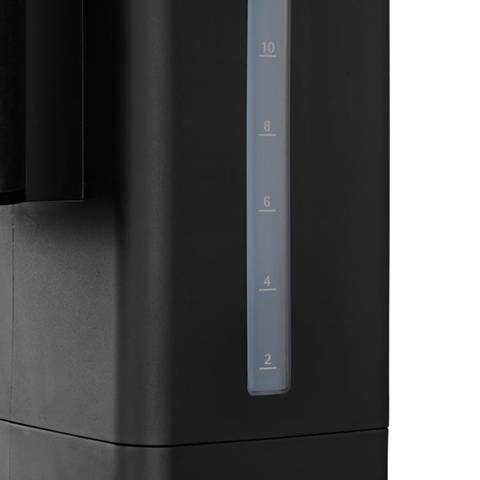 WMF Stelio 04.1215.0011 macchina per caffè Macchina da caffè con filtro 1,25 L Semi-automatica