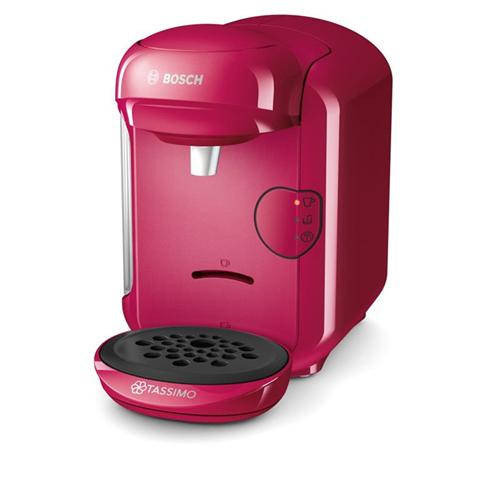 Bosch Haushalt Tassimo VIVY 2 Pink TAS1401 Macchina per caffè con capsule Rosa