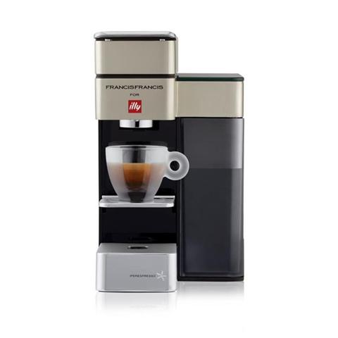 Illy 60204 macchina per caffè Countertop (placement) Macchina da caffè con filtro 0,9 L Automatica