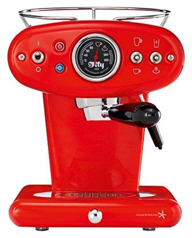 Illy X1 Rossa. Macchina da caffè