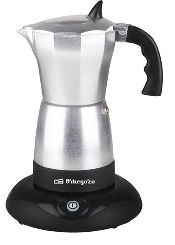 Orbegozo KFE 660 macchina per caffè Boccale per moca elettrico Semi-automatica