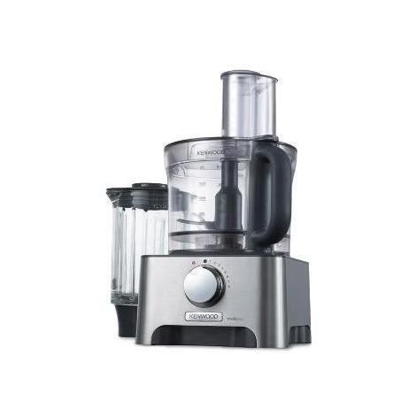 Kenwood FDM781BA robot da cucina 3 L Argento 1000 W