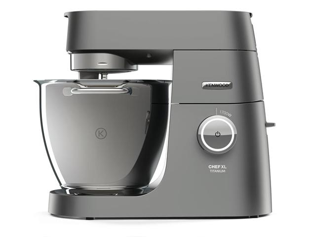 Kenwood Titanium System Pro KVL8320S robot da cucina 6,7 L Argento 1700 W