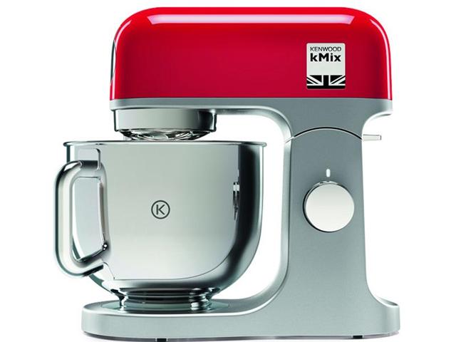 Kenwood Electronics 0W20011138 robot da cucina 5 L Rosso 1000 W