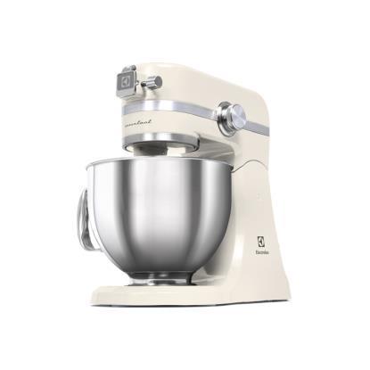 Electrolux EKM 4100 robot da cucina 4,8 L Grigio, Acciaio inossidabile, Bianco 1000 W